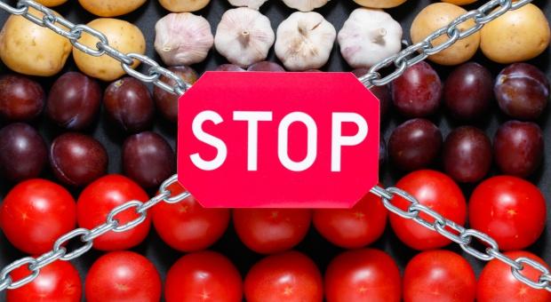 Putin przedłużył embargo na produkty żywnościowe z UE