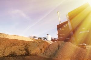 Instalacje do wytwarzania paliwa z biomasy dofinansowane z Funduszy EOG