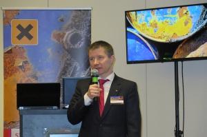 Otwarcie konferencji przez Michała Grzbiela. Fot. J. Groszyk