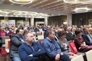 Uczestnicy konferencji.Fot. J.Groszyk