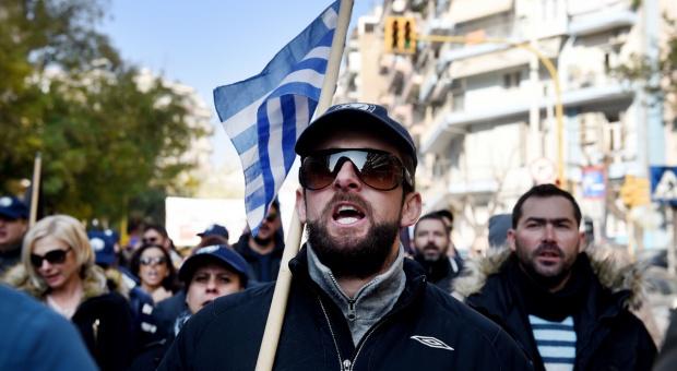 Grecja: Starcia rolników z policją podczas protestu przeciwko reformom