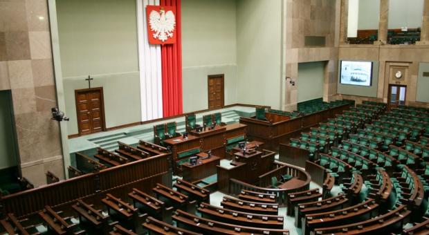 Sejm za pakietem wierzycielskim