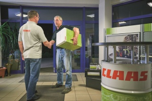Claas Parts Shop – katalog części, ceny i zakupy przez Internet
