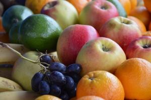 5 porcji warzyw, owoców lub soku – pij i jedz na zdrowie