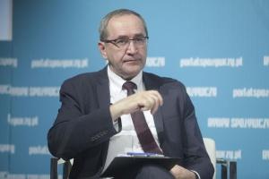 Bogucki: W okresie cenowego kryzysu każdy wzrost eksportu żywności powinien cieszyć