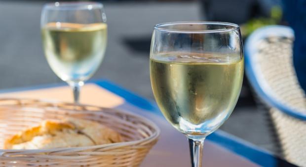Wino ze środka... Atlantyku