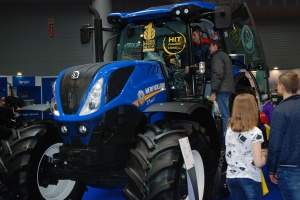 New Holland T7 165 S
