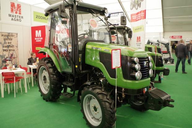 Zoomlion – ambitne plany na chińskie traktory