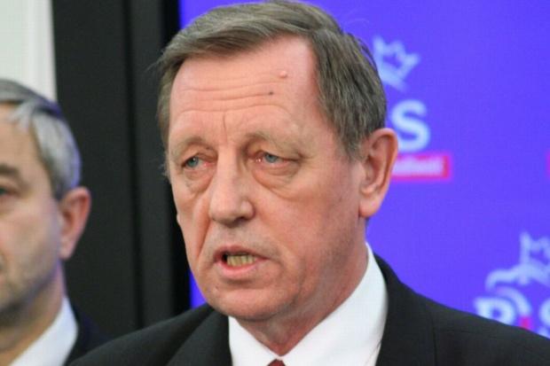 Szyszko: Opozycja ma prawo składać wnioski o odwołanie ministrów