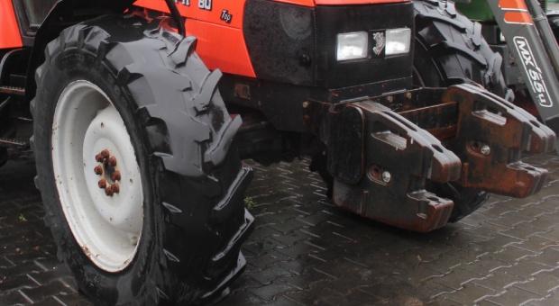 Nalewki w ciągnikach i przyczepach rolniczych