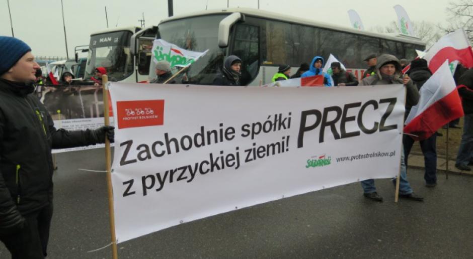 Szczecin: Nie ruszył proces rolników ws. utrudniania przetargów na nieruchomości rolne