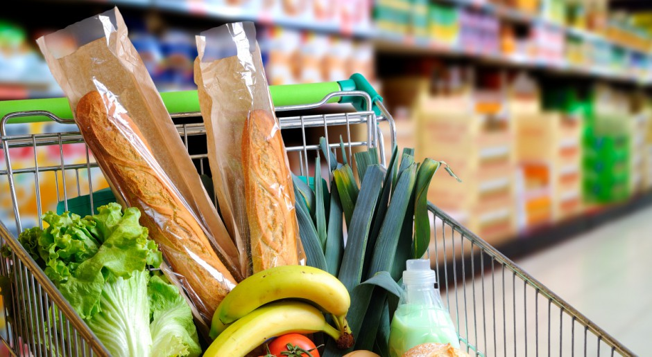 IERiGŻ: Wzrost cen żywności w '17 umiarkowany, choć z dużym wpływem na CPI