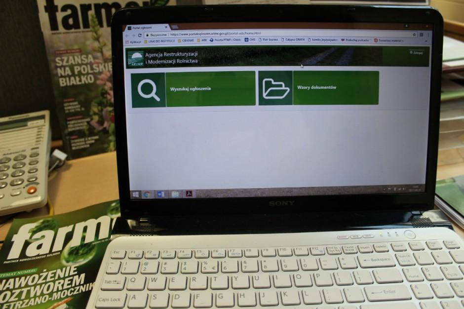 718a3a919676 Osobiste informacje na portalu ogłoszeń ARiMR - Dotacje i dopłaty