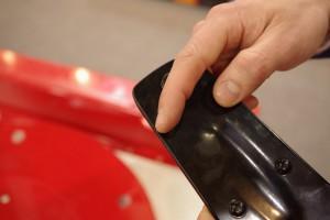 Trzymaki powinny cechować się wysoką twardością powierzchni, czopem z miękkim rdzeniem oraz sprężynowaniem fot. GS