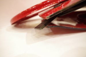 Ustawienie złego kąta pomiędzy tarczami prowadzi to przyśpieszonego zużycia talerzy, trzymaków i nożyków fot. GS