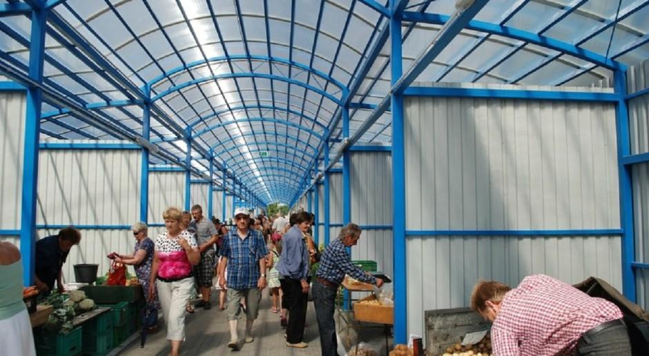 Ukraina: Rząd pozwolił na otwarcie bazarów