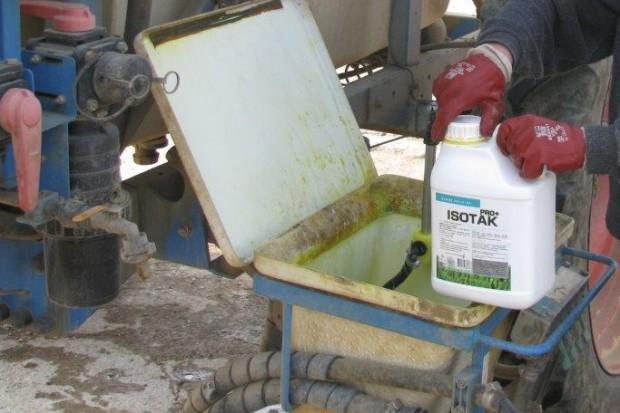 Jaki kondycjoner wody w mieszaninach zbiornikowych?