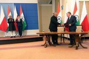 Polska i Indie podpisały umowę o współpracy w dziedzinie rolnictwa