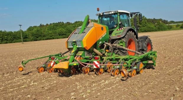 Nowoczesne rozwiązania w siewie kukurydzy