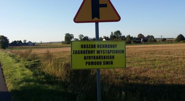 """Skąd """"czerwona strefa"""" w gminie Platerów?"""