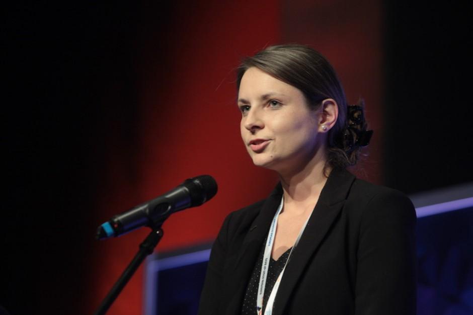Monika Kośko, wiceprezes zarządu firmy URSUS