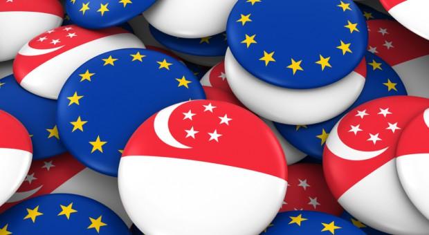TS: UE nie może sama podpisać umowy o wolnym handlu z Singapurem (krótka)