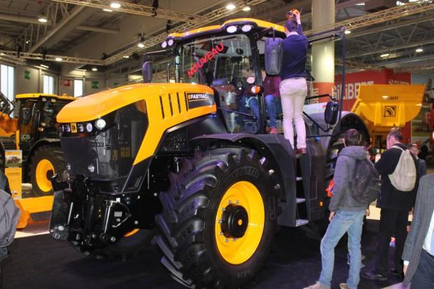 UE: Mniejsza sprzedaż traktorów w I kwartale