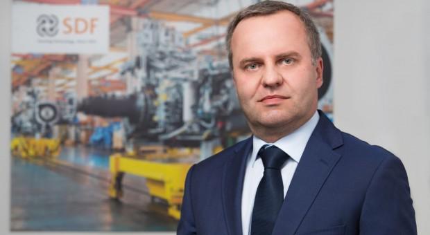 Zmiany w zarządzie SDF Polska