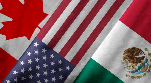 W życie wchodzi nowa umowa o wolnym handlu w Ameryce Północnej