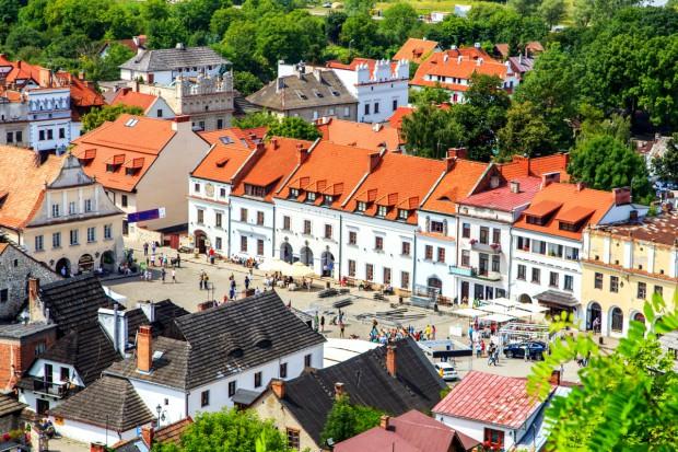 Lubelskie: Nagrody dla kapel i śpiewaków ludowych w Kazimierzu Dolnym