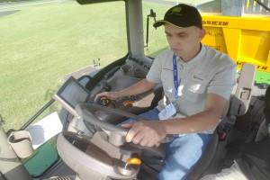 John Deere wyłonił mistrza kierownicy