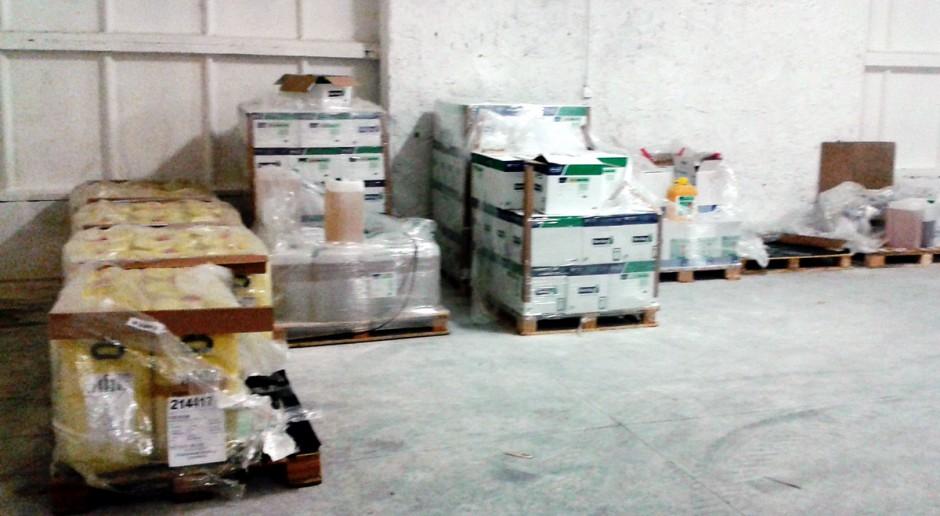 122 tony nielegalnych i podrobionych pestycydów