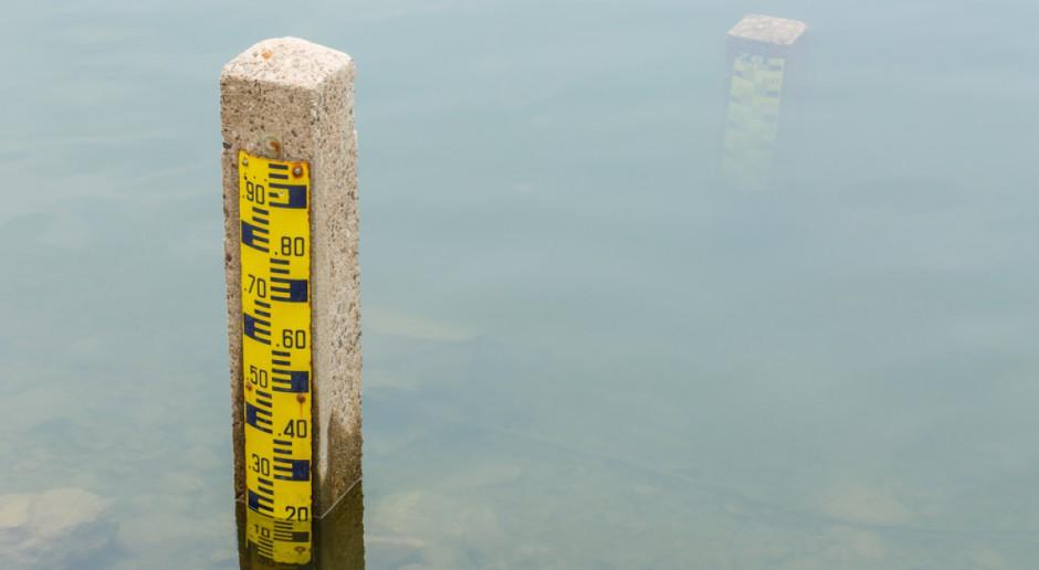IMGW: niskie stany wody na rzekach w Polsce