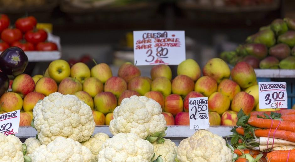 IERiGŻ: Ceny żywności pozostaną czynnikiem inflacjogennym w kolejnych miesiącach