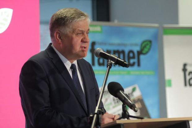 Nieufność wobec ministra Jurgiela? Nie ma o czym mówić