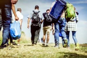 Farmer dostał wyrok więzienia w zawieszeniu za pomaganie migrantom