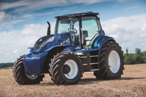 New Holland Methane Powered Concept Tractor, fot. NH