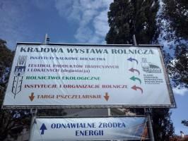 XXVI Krajowa Wystawa Rolnicza w Częstochowie, fot. at