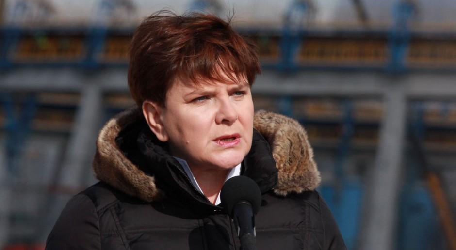 Szydło: Robimy wszystko, żeby wyrównać dopłaty dla polskich rolników