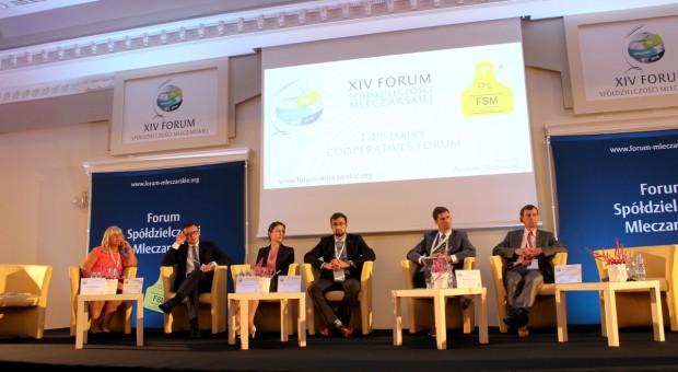 Ministrowie krajów ościennych na XV Forum Spółdzielczości Mleczarskiej