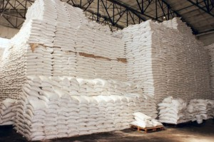 Ukraina pobiła rekord w eksporcie cukru