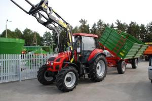 Pronar chce sprzedawać maszyny rolnicze w Irlandii