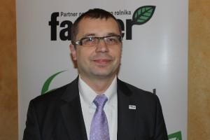 Jarosław Skiepko, specjalista ds. żywienia bydła z firmy Alltech fot. farmer