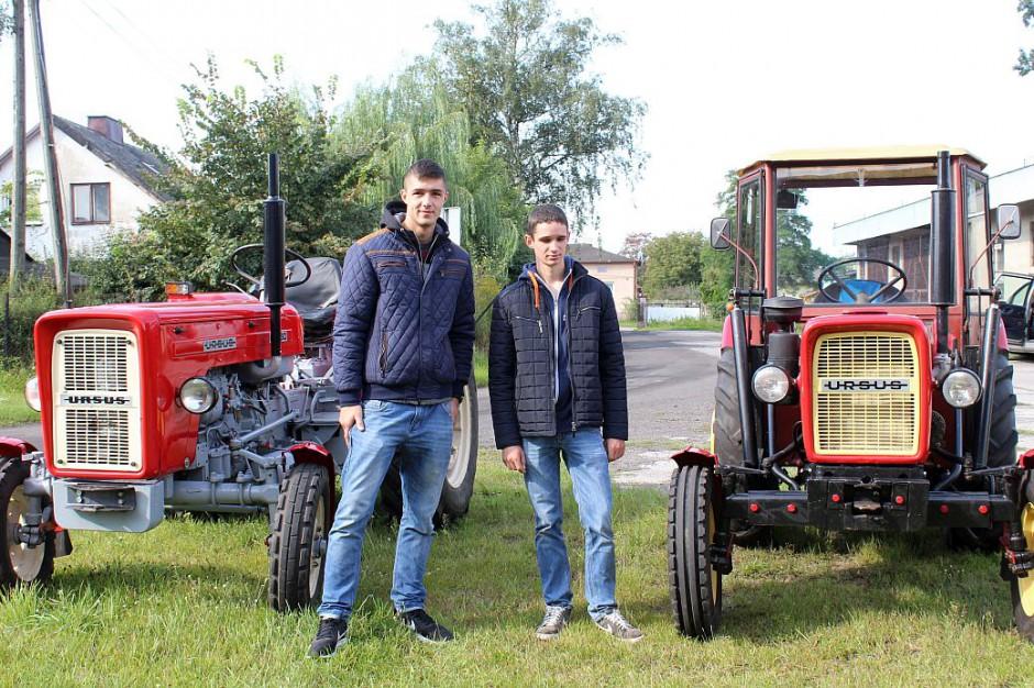 Od lewej: Michał Antczak i Marcin Antczak.