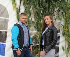 Gospodarze z Rogowa Sobóckiego są bardzo zadowoleni z efektów nowej uprawy.