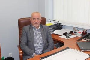 Ryszard Maj, właściciel gospodarstwa