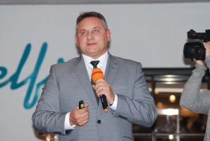 prof. Krzysztof Niemczuk, dyrektor PIWet w Puławach; 19.09.2017, spotkanie w sprawie ASF w Białej Podlaskiej, fot. kh
