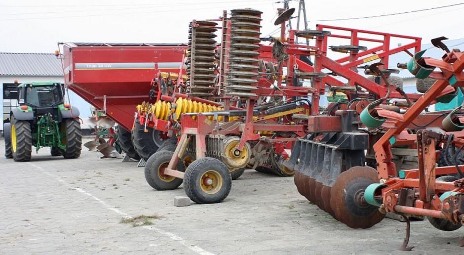 Polscy rolnicy skazani są na współużytkowanie maszyn