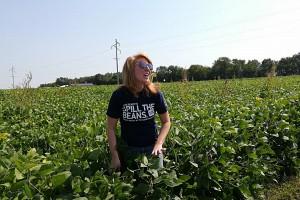 Uprawa soi w USA – przykład z gospodarstwa