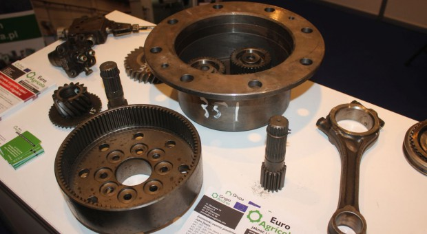 Sprawdzone używane części do ciągników